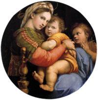 小椅子の聖母