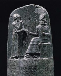 ハンムラビ王