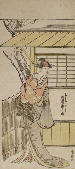 瀬川菊之丞の図