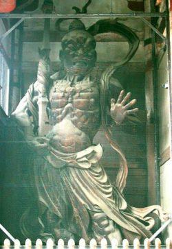 東大寺金剛力士像(阿形像)